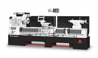 CH-V Series Variable Speed Metal Lathe